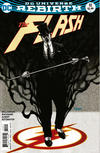 Cover Thumbnail for The Flash (2016 series) #10 [Dave Johnson Variant Cover]
