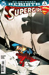 Cover for Supergirl (DC, 2016 series) #3 [Bengal Cover]