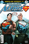 Cover for Action Comics (DC, 2011 series) #967