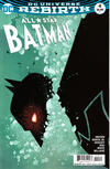 Cover for All Star Batman (DC, 2016 series) #4 [Variant Cover by Declan Shalvey]