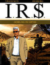 Cover for I.R.$. (Le Lombard, 1999 series) #16 - Oorlog in optie