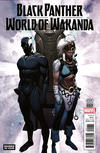 Cover Thumbnail for Black Panther: World of Wakanda (2017 series) #1 [Incentive Khoi Pham 'Divided We Stand' Variant]