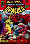 Cover for Tales of Horror Dracula (Newton Comics, 1975 series) #7