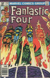 Cover Thumbnail for Fantastic Four (1961 series) #232 [Newsstand]