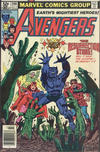 Cover Thumbnail for The Avengers (1963 series) #209 [Newsstand]