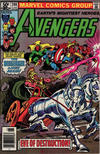 Cover Thumbnail for The Avengers (1963 series) #208 [Newsstand Edition]