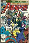 Cover for The Avengers (Marvel, 1963 series) #211 [British Price Variant]