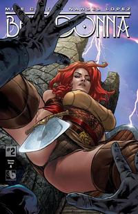 Cover Thumbnail for Belladonna (Avatar Press, 2015 series) #2 [Costume Change A - Christian Zanier]