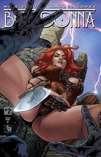 Cover Thumbnail for Belladonna (Avatar Press, 2015 series) #2 [Costume Change C - Christian Zanier]
