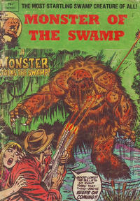 Cover Thumbnail for Monster of the Swamp (Yaffa / Page, 1980 ? series)