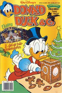 Cover Thumbnail for Donald Duck & Co (Hjemmet / Egmont, 1948 series) #48/1996