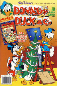 Cover Thumbnail for Donald Duck & Co (Hjemmet / Egmont, 1948 series) #51/1996