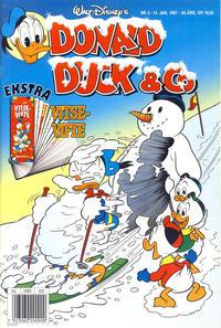 Cover Thumbnail for Donald Duck & Co (Hjemmet / Egmont, 1948 series) #3/1997