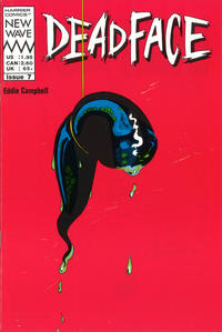 Cover Thumbnail for Deadface (Harrier, 1987 series) #7