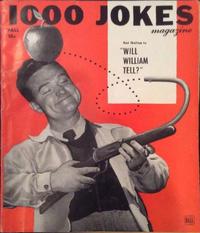 Cover Thumbnail for 1000 Jokes (Dell, 1939 series) #48