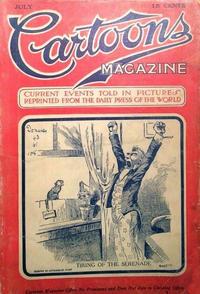 Cover Thumbnail for Cartoons Magazine (H. H. Windsor, 1913 series) #v4#1 [19]