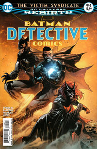 Cover Thumbnail for Detective Comics (DC, 2011 series) #944