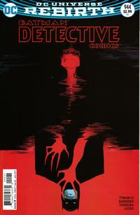 Cover Thumbnail for Detective Comics (DC, 2011 series) #944 [Rafael Albuquerque Variant Cover]
