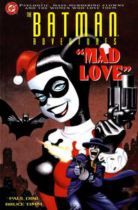 Cover Thumbnail for The Batman Adventures: Mad Love (DC, 1994 series)  [Prestige Edition - Third Printing]