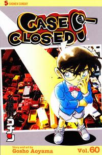 Cover Thumbnail for Case Closed (Viz, 2004 series) #60