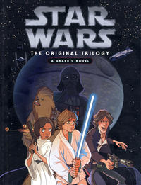 Cover Thumbnail for Star Wars: The Original Trilogy (Disney, 2016 series)