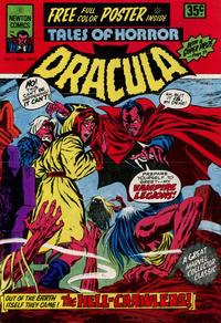 Cover Thumbnail for Tales of Horror Dracula (Newton Comics, 1975 series) #7