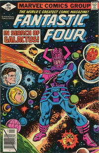 Cover Thumbnail for Fantastic Four (Marvel, 1961 series) #210 [Direct Edition]