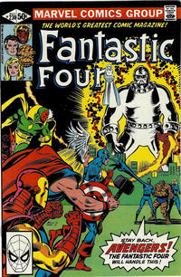 Cover Thumbnail for Fantastic Four (Marvel, 1961 series) #230 [Direct]