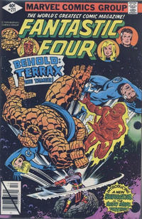 Cover Thumbnail for Fantastic Four (Marvel, 1961 series) #211 [Direct Edition]