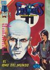 Cover for Fantomas (Editorial Novaro, 1969 series) #416