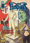Cover for Fantomas (Editorial Novaro, 1969 series) #418