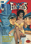 Cover for Fantomas (Editorial Novaro, 1969 series) #423