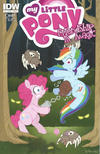 Cover Thumbnail for My Little Pony: Friendship Is Magic (2012 series) #2 [Cover C - Katie Cook]