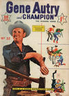 Cover for Gene Autry and Champion (World Distributors, 1956 series) #32