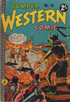 Cover for Bumper Western Comic (K. G. Murray, 1959 series) #13