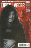 Cover for Darth Vader (Marvel, 2015 series) #6 [Second Printing Variant]