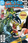 Cover for All-Star Squadron (DC, 1981 series) #8 [Direct]