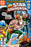 Cover for All-Star Squadron (DC, 1981 series) #12 [Direct]