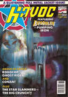 Cover for Havoc (Marvel UK, 1991 series) #9