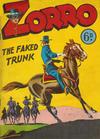 Cover for Zorro (L. Miller & Son, 1952 series) #[nn]