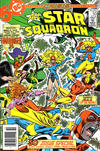 Cover Thumbnail for All-Star Squadron (1981 series) #50 [Newsstand]
