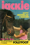 Cover for Jackie (Nordisk Forlag, 1974 series) #1