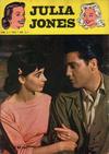 Cover for Julia Jones (Serieforlaget / Se-Bladene / Stabenfeldt, 1963 series) #2/1963