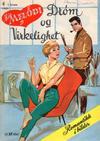 Cover for Min Melodi (Serieforlaget / Se-Bladene / Stabenfeldt, 1957 series) #4/1961