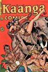 Cover for Kaänga Comics (H. John Edwards, 1950 ? series) #24