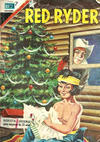 Cover for Red Ryder (Editorial Novaro, 1954 series) #168