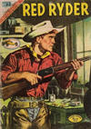 Cover for Red Ryder (Editorial Novaro, 1954 series) #274
