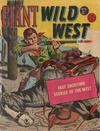 Cover for Giant Wild West (Horwitz, 1950 ? series) #2