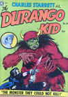 Cover for Durango Kid (Compix, 1952 series) #16