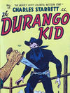 Cover for Durango Kid (Compix, 1952 series) #15